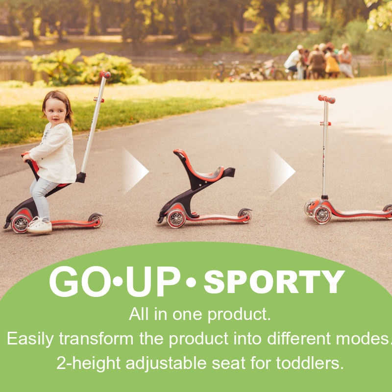 Go up sport globber